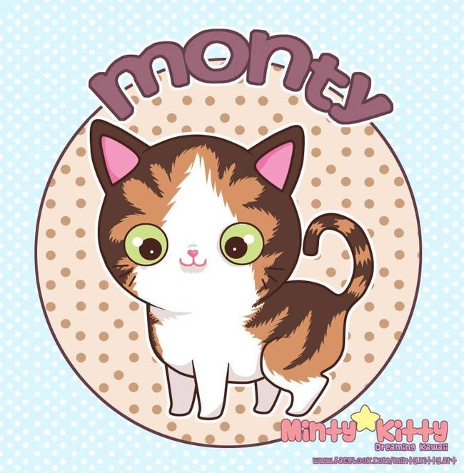 04-Monty-The-Cat-Cartoon