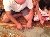 pennies